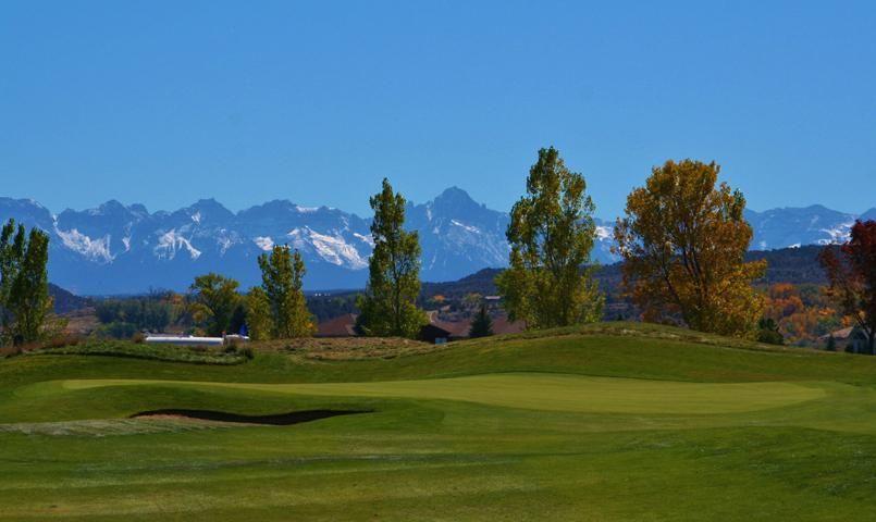 Cobble Creek Golf Course in Montrose, CO