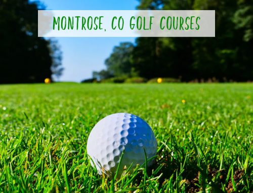 Montrose, Colorado Golf Courses