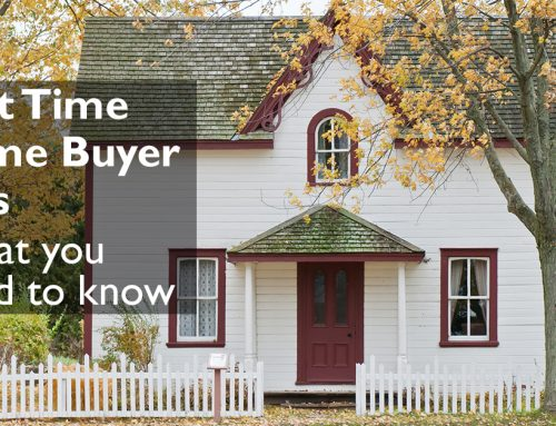 First Time Home Buyer Tips You Should Know