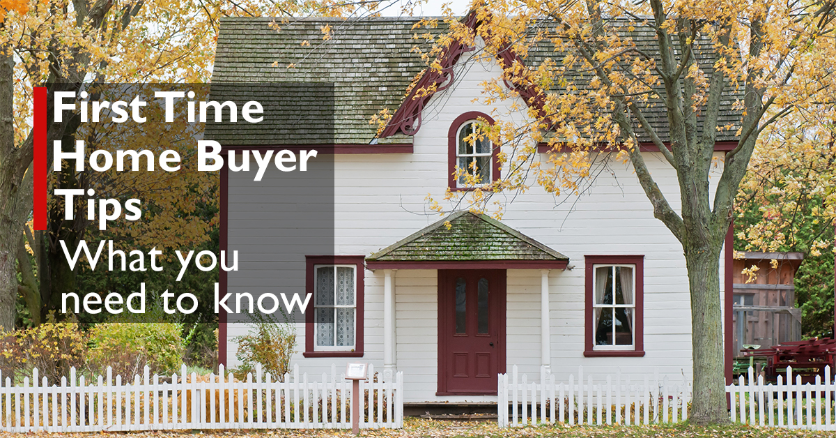 Montrose, Colorado first time home buyer tips